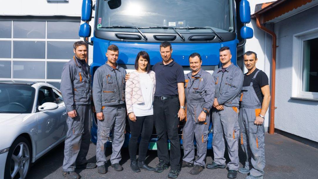 Das Team von Auto-Frank e. K.